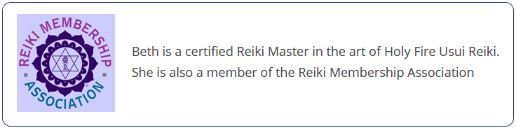 Reiki Membership Association Beth